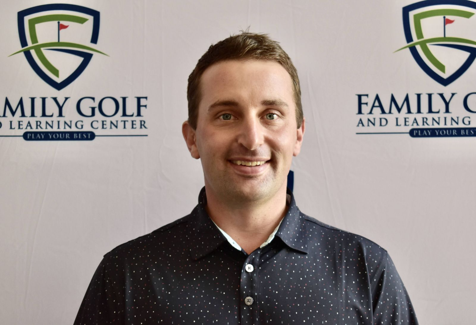 Blake Sharamitaro, teaching professional at Family Golf & Learning Center in St. Louis