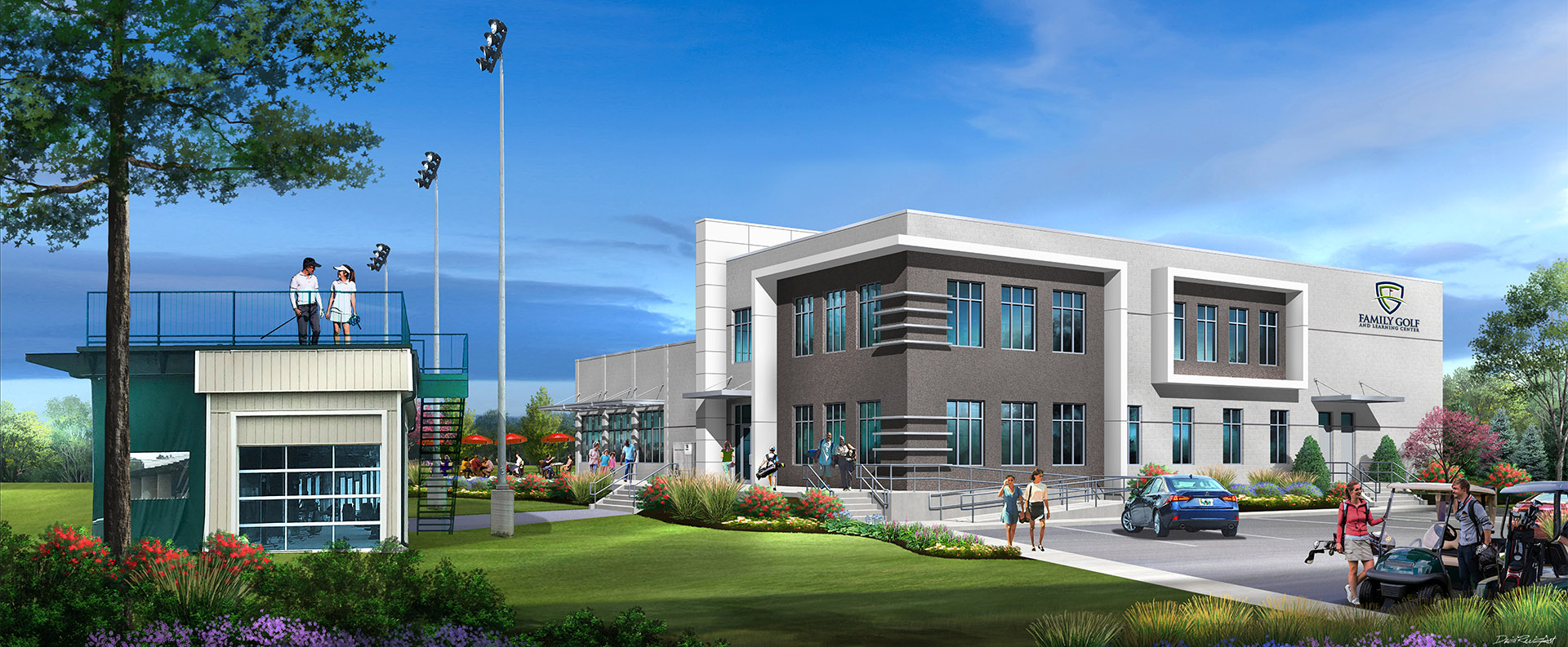 New clubhouse coming soon in 2020!